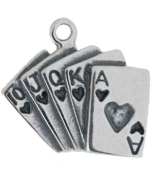 ROYAL FLUSH PLAYING CARDS