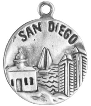 SAN DIEGO  2-SIDED