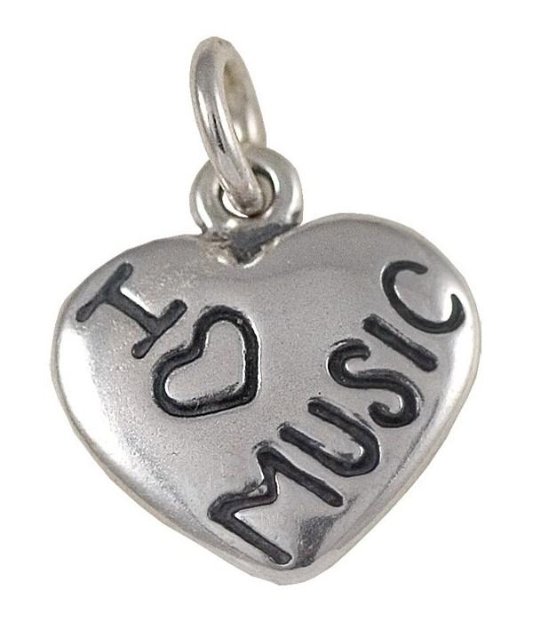 I LOVE MUSIC HEART