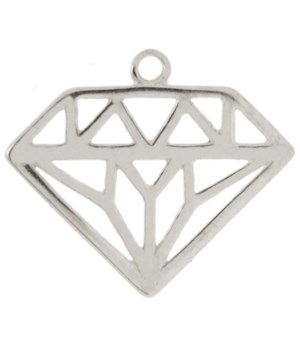 MEDIUM DIAMOND WITHCUT OUTS CHAR