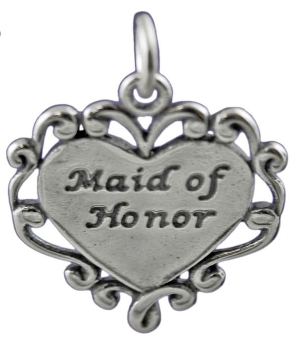 MAID OF HONOR HEART