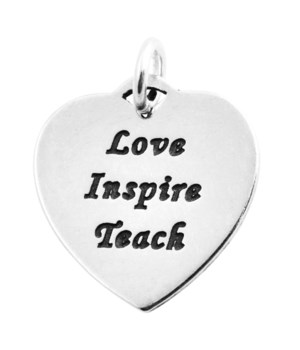 LOVE INSPIRE TEACH HEART