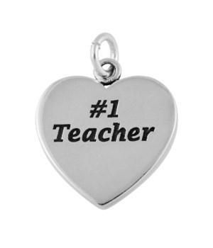 #1 TEACHER HEART