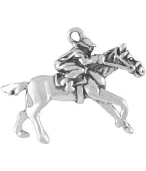 HORSE WITHJOCKEY