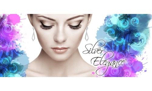Silver Elegance - CZ