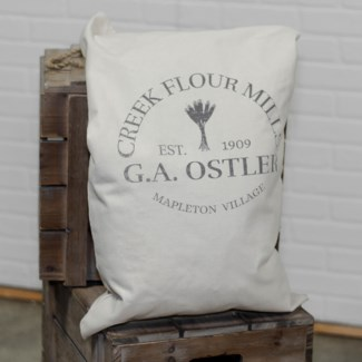 Vintage Grain Flour Sack
