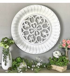 Ornate Round Boho Wall Art