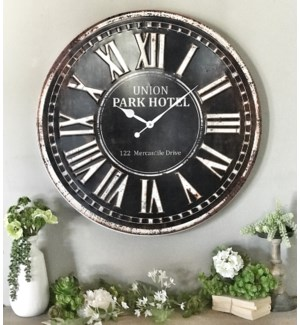 Union Park Large Clock 32""