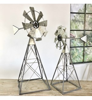 Set of 2 Windmills