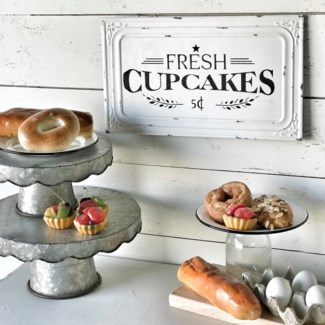 Fresh Cupcakes 5 Cents
