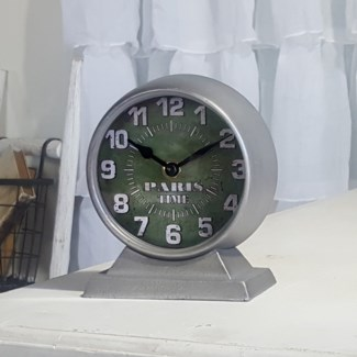 "Table Clock ""Paris"""