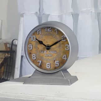 "Table Clock ""New York"""