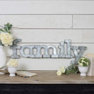 """Wall Words """"Family"""""""