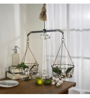 Balance Scale Decor