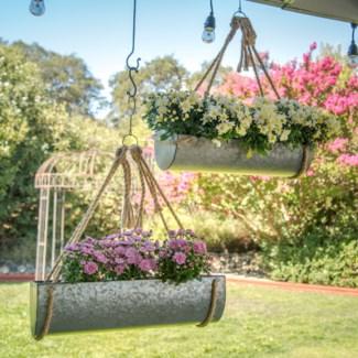 Hanging Planters Set/2