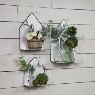 Wall Plant Holder Set/3