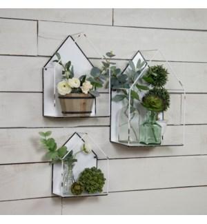 Wall Plant Holder Set/3