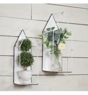 Wall Plant Holder Set/2