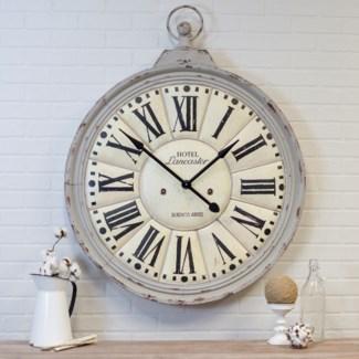 Wall Clock Gray