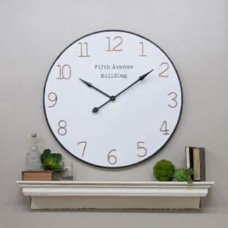 "Wall Clock 36"""
