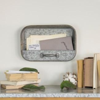 Wall Tray W/ Handle