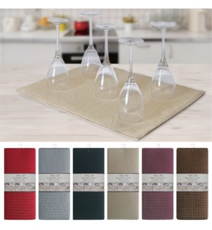"Microfiber Drying Mat 15""x20"""