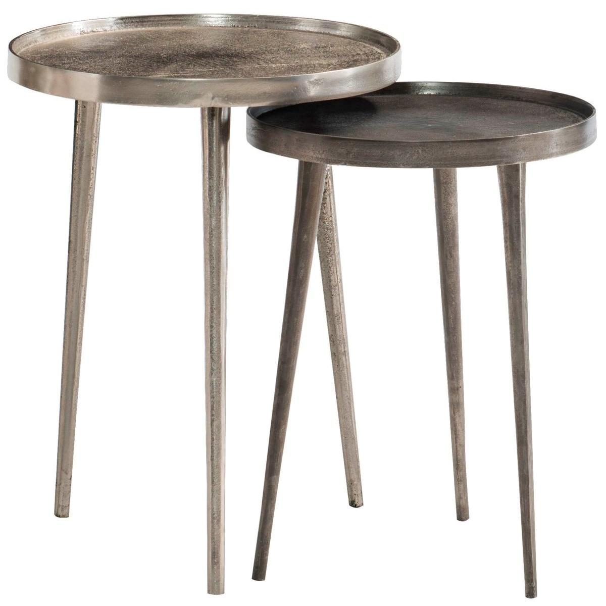 Lex Nesting Tables, Set of 2