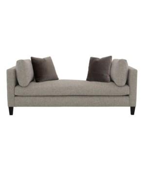 Saxon Chaise, Fabric 2231-021, GR P, NC: 44