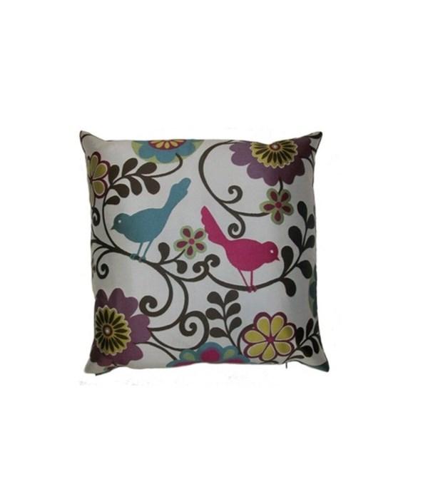 Lark Square Pillow