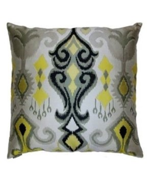 Vibrant Square Pillow