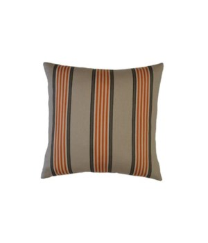 Pennington Square Orange Pillow