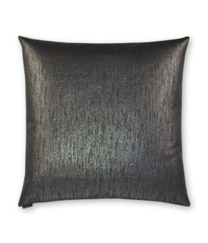 Glitz Square Onyx Pillow
