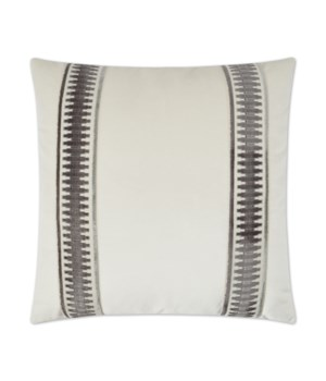 Antibes Square Grey Pillow