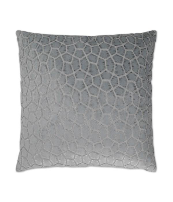Flintstone Square Glacier Pillow