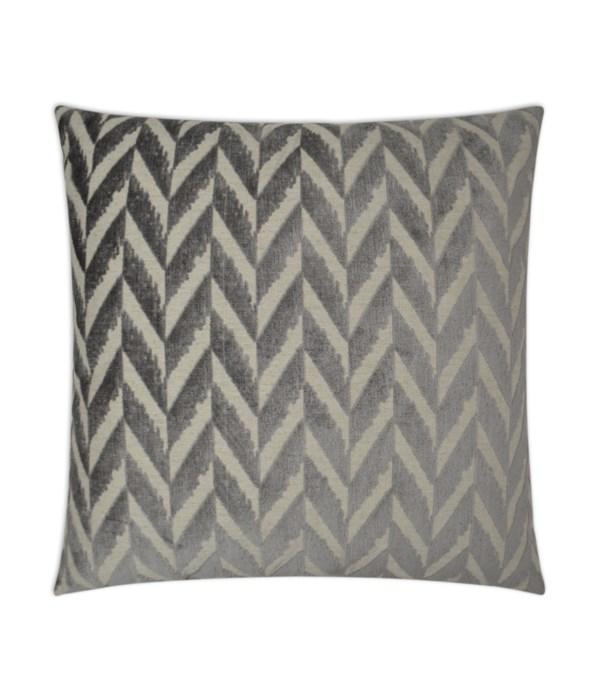 Charming Square Zinc Pillow