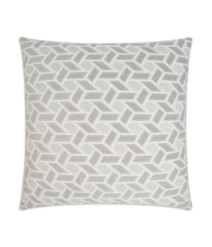Geo Graphic Square Vapor Pillow