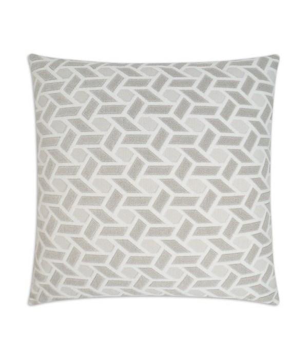 Geo Graphic Square Vapor Pillow