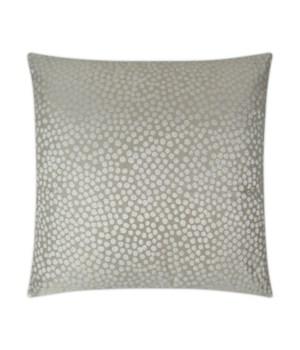 Hepburn Square Silver Pillow