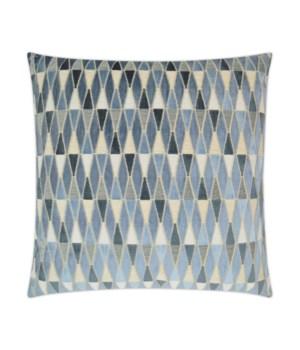 Abrash Square Atlantic Pillow