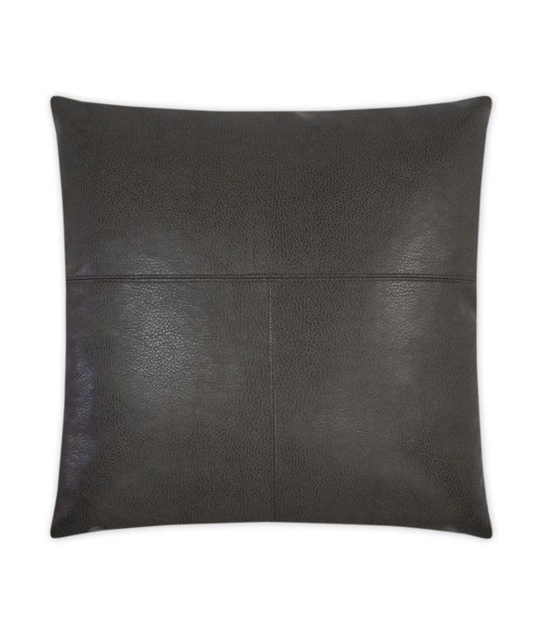 Rodeo Square Grey Pillow