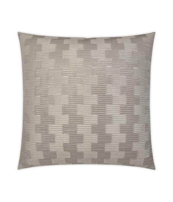 Treble Square Putty Pillow