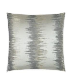 Oceana Square Pewter Pillow