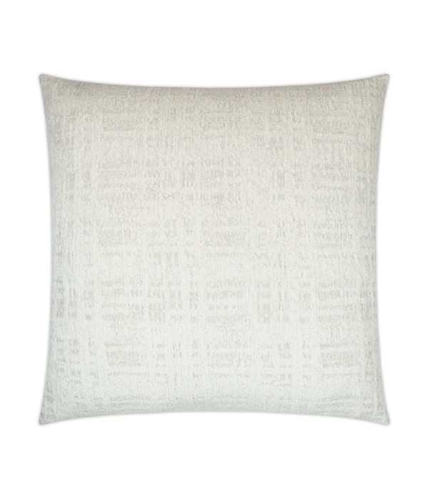 Collateral Square Ivory Pillow