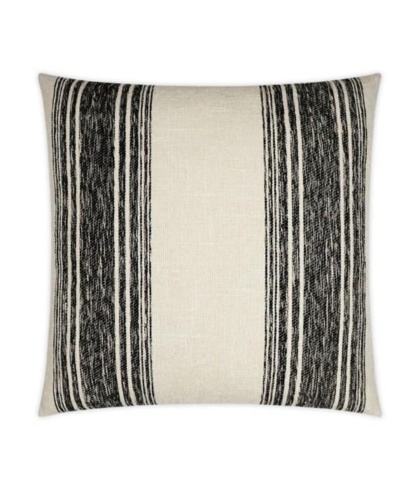 Balboa Lumbar Black Pillow