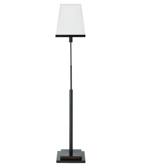 Jud Oil Rubbed Bronze Floor Lamp