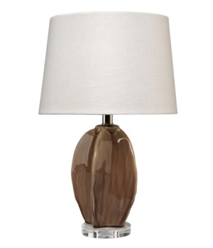 Hermosa Mauve Table Lamp