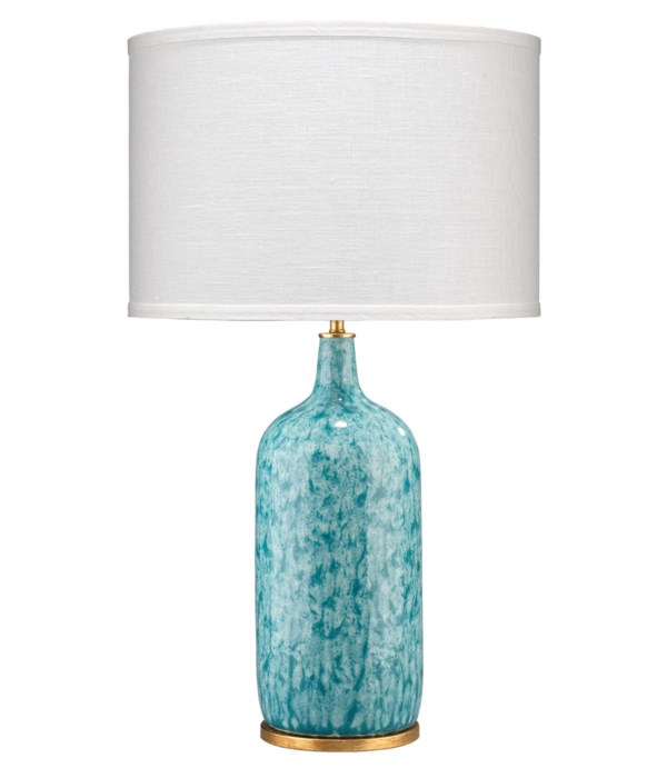 Madeline Blue Table Lamp