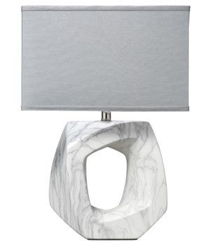 Quarry Marble Table Lamp