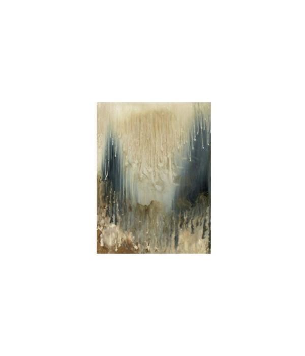 47x62 Winter Stroll I, Glass Coat, Frame 36P1705