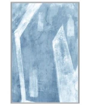 36x54 Pelagic Landscape II, Frame 36PDS10100
